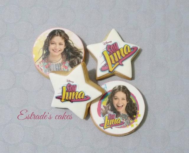 galletas decoradas de Soy Luna 5