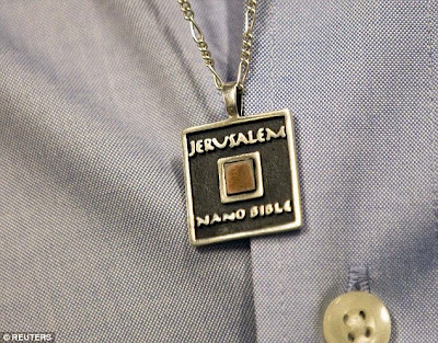smallest bible in the world