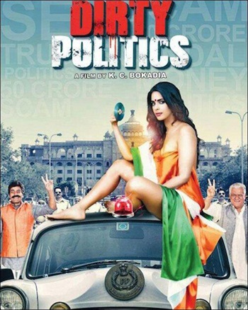 Dirty Politics 2015 Hindi 480p HDRip 350mb