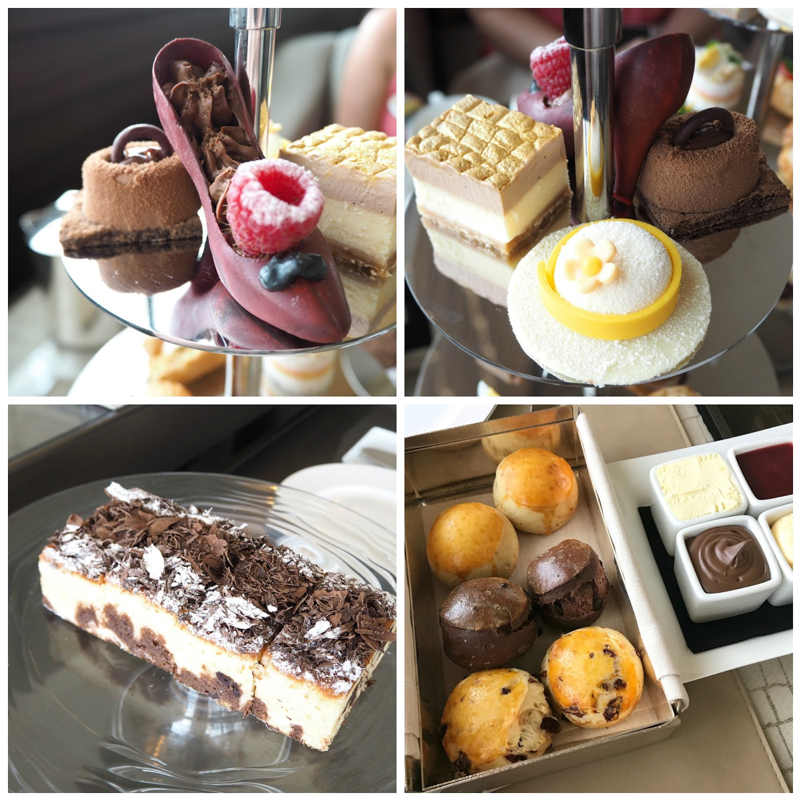 Afternoon Tea at Armani Hotel Dubai
