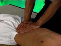 pengobatan shiatsu dengan Teknik Dua Telapak