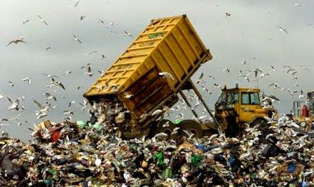 Pembaziran Punca Kemusnahan Alam Sekitar