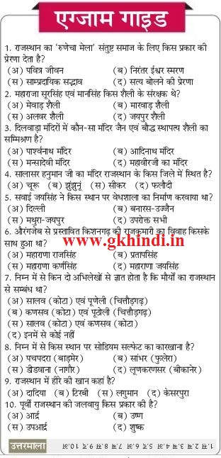 Gk Book In Hindi Pdf File
