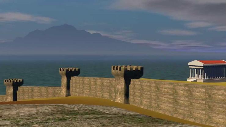 Ποτίδαια: Η αρχαία πόλη του Θερμαϊκού Κόλπου | Βίντεο
