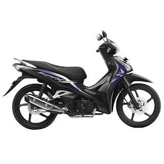 Sepeda Motor Supra X 125 Helm In 3