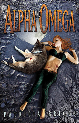 Book Review: Alpha and Omega: The original novella (Alpha & Omega, Book 0.5, By Patricia Briggs Cover Art