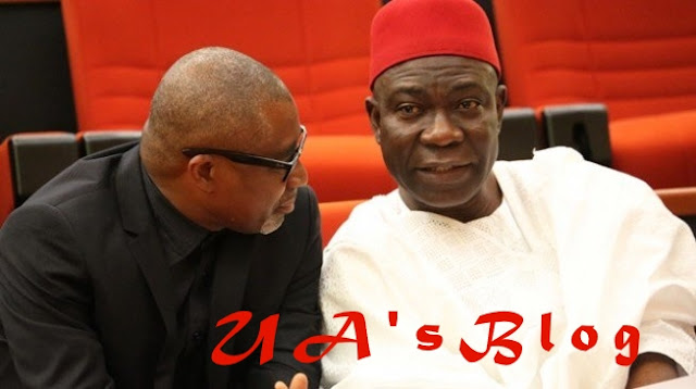 How I stopped Ekweremadu's impeachment – Senator Abaribe