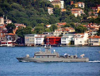 Breeze 2017: Η ΤΠΚ Ρίτσος στα στενά του Βοσπόρου