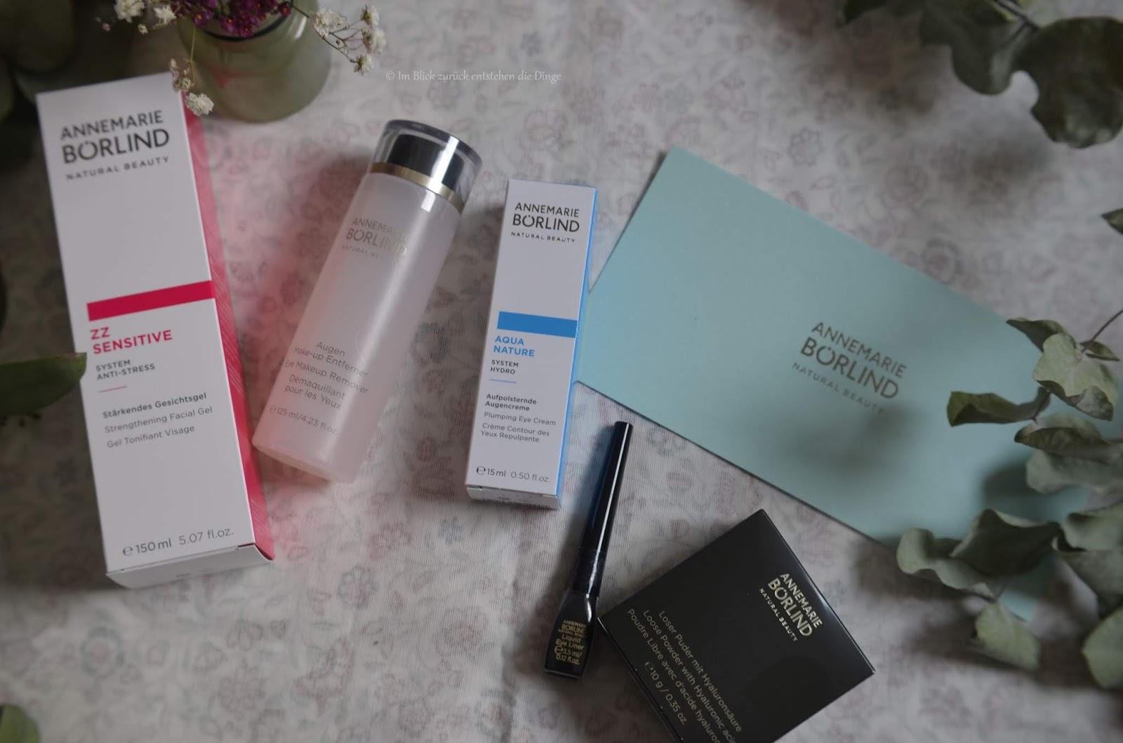 Außergewöhnlich Im Blick zurück entstehen die Dinge: Beautyprodukte von Annemarie &YQ_51