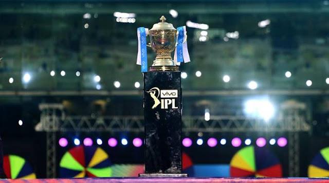 IPL Trophy 2018