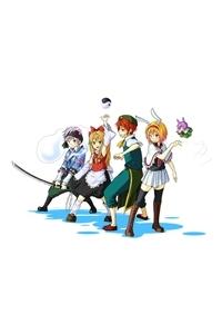 Truyện tranh Touhou - Boys And Girls - Let's Make Touhou Kids!