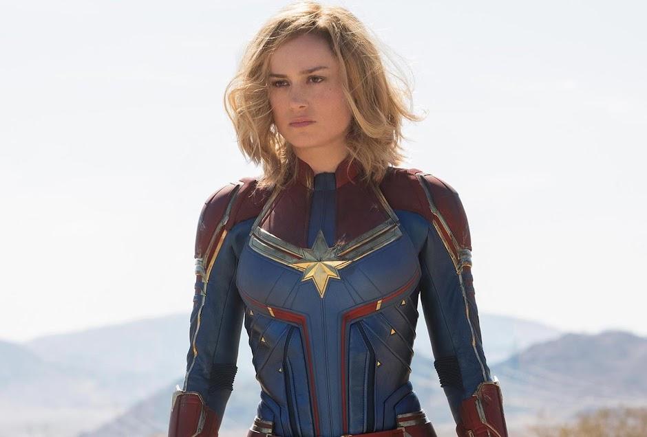 """Trailer de """"Capitã Marvel"""" coloca a heroína mais poderosa do MCU em ação"""