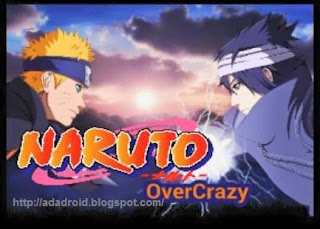 Download Naruto Senki Over Crazy