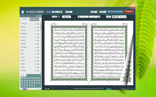Hukum Baca al-Quran Tanpa Wuduk