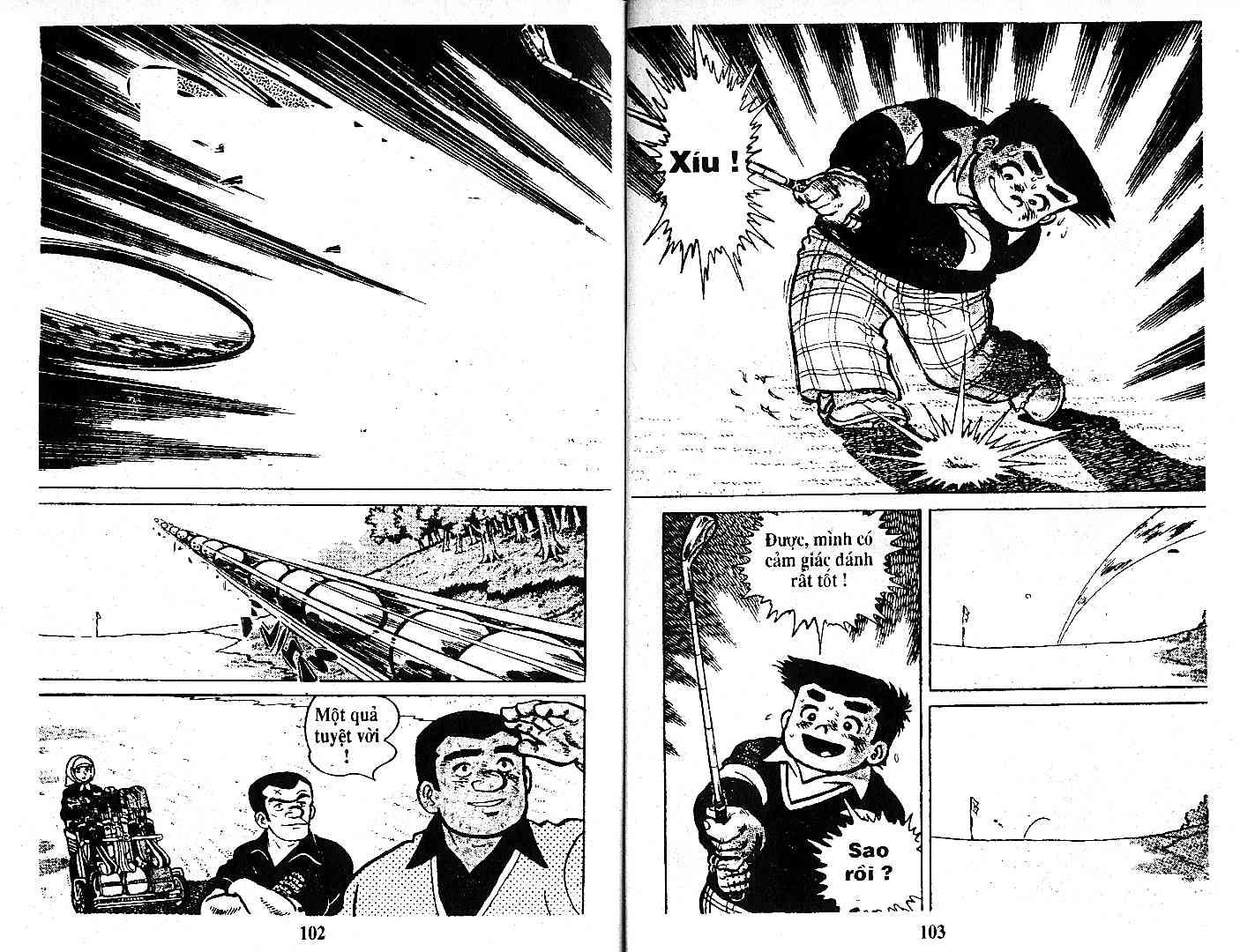 Ashita Tenki ni Naare chapter 28 trang 50