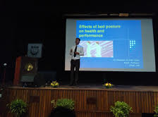 Health: Effects of Bad Posture on Health and Performance