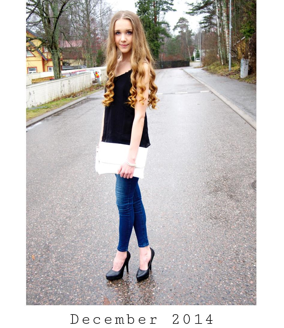 Fashion blogger outfit archives - Muotiblogi asukuvia 2013-2018