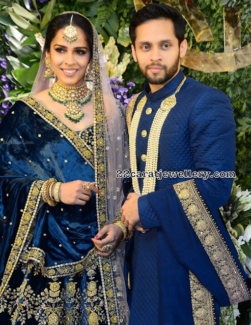 Saina Kashyap Wedding Reception