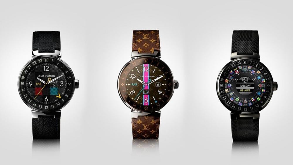 """Luxus pur: Louis Vuitton bringt Smartwatch """"Tambour Horizon"""" auf den Markt"""