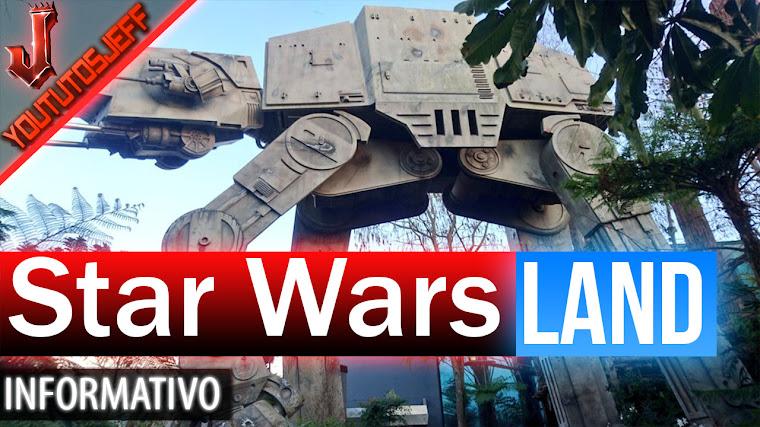 Star Wars Land: el nuevo parque temático