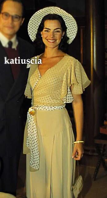 Yolanda Penteado vestidos