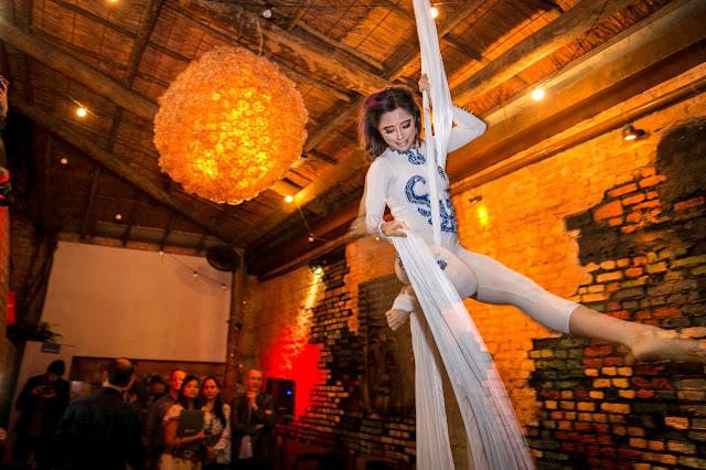 conheça os shows circenses mais contratados em eventos corporativos