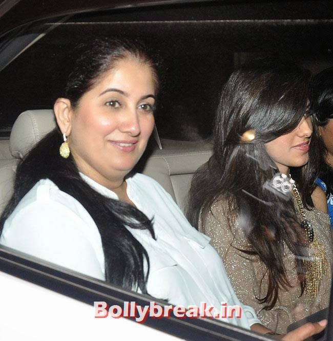 Heropanti Special Screening, Celebs at Heropanti Special Screening