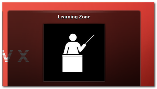 Learning Zone Addon
