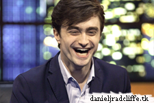 Daniel Radcliffe on The Jonathan Ross Show