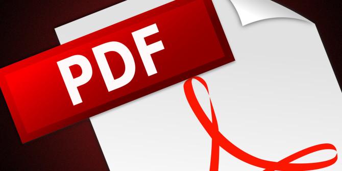 Aplikasi PDF Reader Terbaik Dan Gratis Untuk PC Komputer