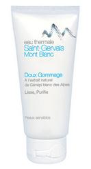 DOUX GOMMAGE VISAGE de Saint Gervais Mont Blanc