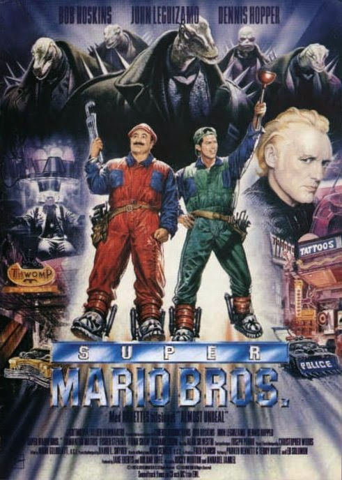 Super Mario Bros – O Filme - HD 720p