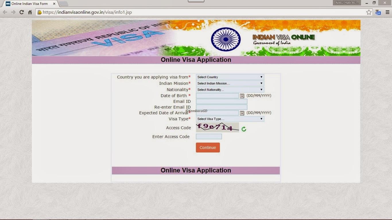 indian visa application centre calgary