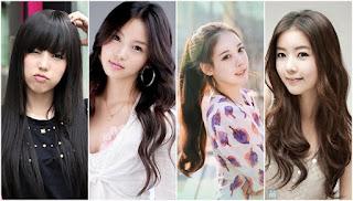 Inspirasi Gaya Rambut Ala Korea yang Cute dan Natural