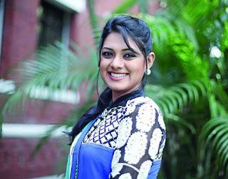 Nusrat Imrose Tisha Cute Smile