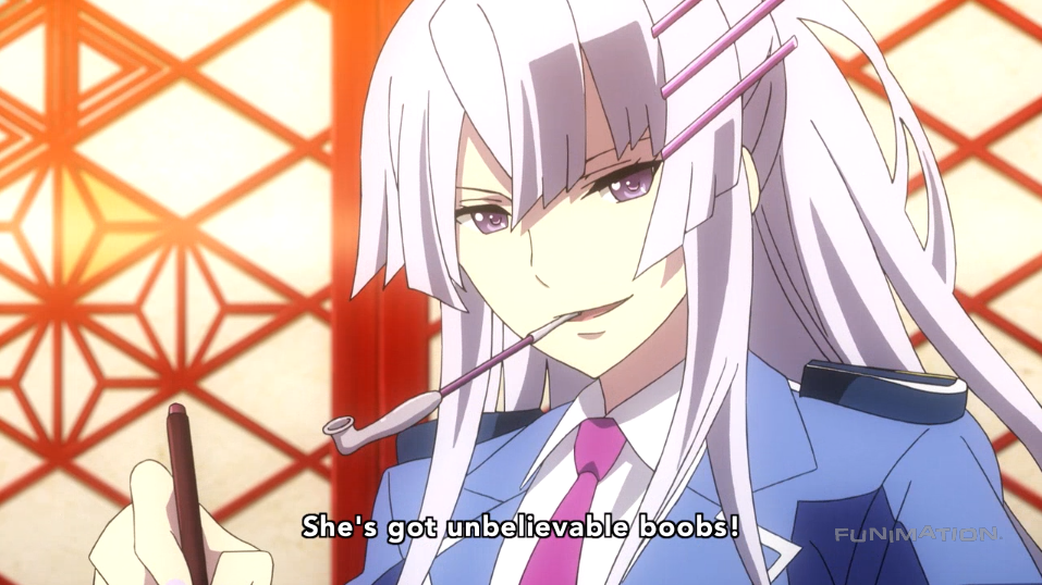 Subdued Fangirling  Heavy Object First Impressions