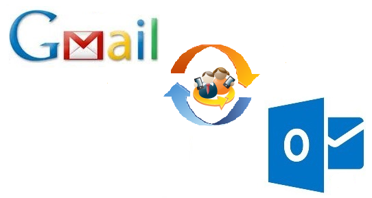 how to sync google contacts with outlook