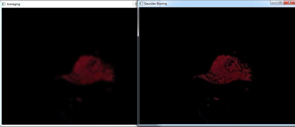 Blurring and Smoothing OpenCV Python Tutorial | Codeing School