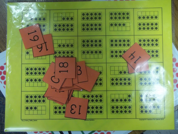 Math Tubs In Kindergarten Common Core Addition