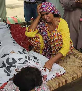 Qandeel Baloch buried