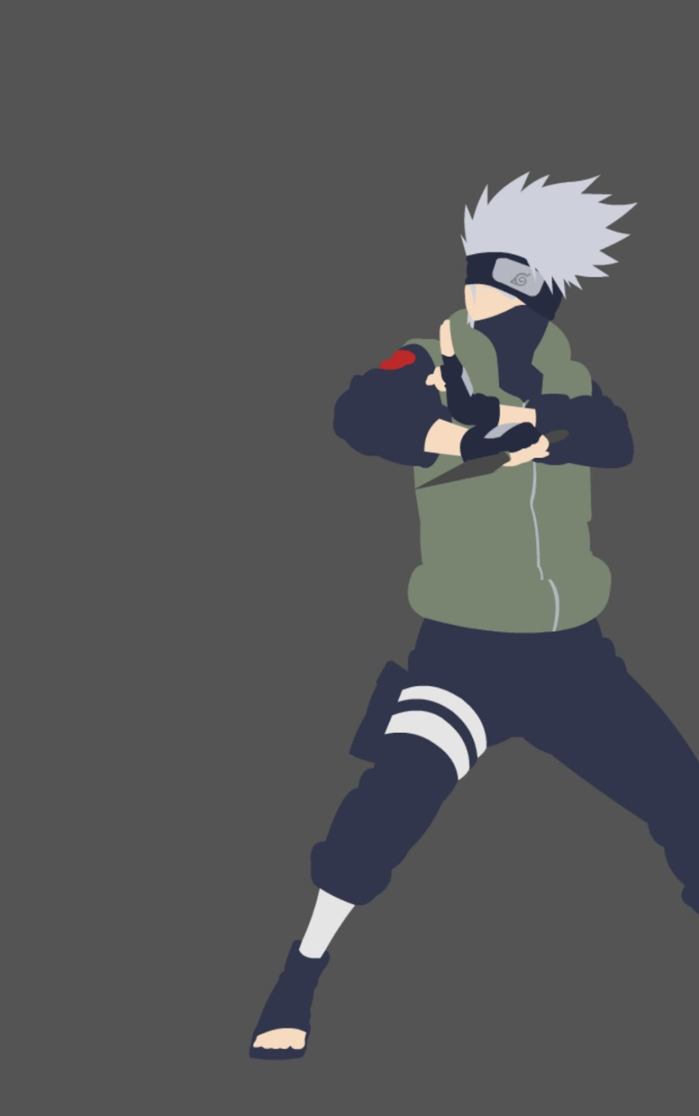 2 Download Wallpaper hatake kakashi vector untuk Android dan Whatsapp