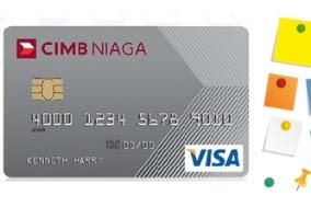 Limit dan Informasi tentang Kartu Kredit CIMB Niaga Visa Classic