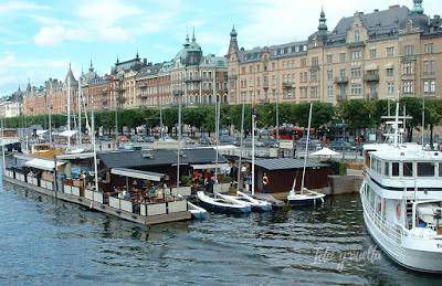 Ciudades sorprendentes Europa Estocolmo