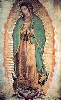 Élőnek titulálta a NASA a Guadalupei Szűzanya kegyképet
