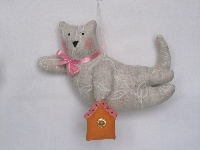 Handmade Cat Toys 5