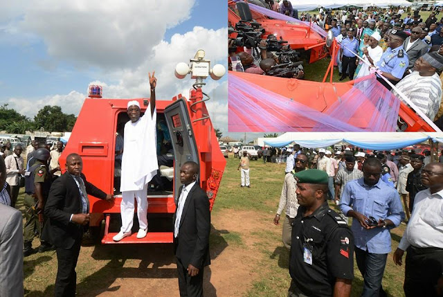 Osun surveillance helicopter to launch soon — Aregbesola