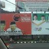 Lampung Dibanjiri Wajah Jokowi-Ma'ruf, Warga : Jokowi Disini Cuma Menang Baliho!