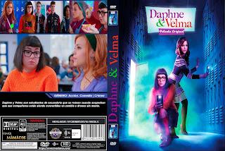CARATULADAPHNE Y VELMA 2018 [COVER DVD]