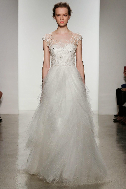 Christos Spring 2015 Wedding Dresses - Runway - World of ...
