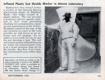 Atomic Plastic Suit